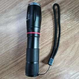 TaffLED Sentar LED Torch Cree XM-L T6 8000 Lumens-E17 COB