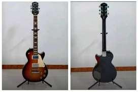 gitar Epiphone Les Paul custom murah