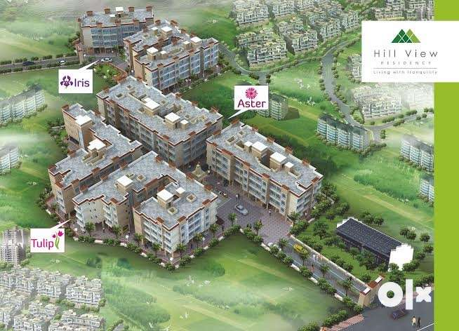 Buy 1bhk at just 30 lakhs all inclusive 0