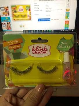 Blink Charm Eyelash 100% Natural Hair
