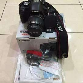Jarang Pakai Nego Serius Kamera Canon DSLR 500D
