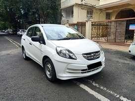 Honda Amaze 1.2 EMT I VTEC, 2014, Petrol
