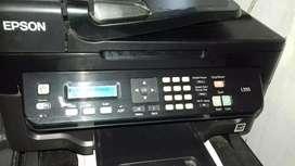Print scan copy F4 epson L555 mulus