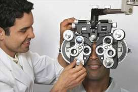 Required Optometrist for Lenskart store @ Bilaspur