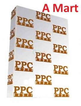 PPC Copier Paper - 1 Ream = 500 Sheets - Made in Indonesia
