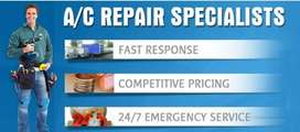 AC services at low cost
