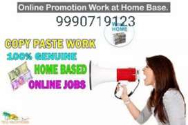 Start Online Work Today, Online Simple Typing Job, Work From Home,