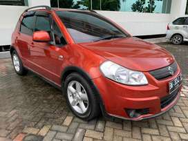 sx4 xover 2008 MT pajak hidup