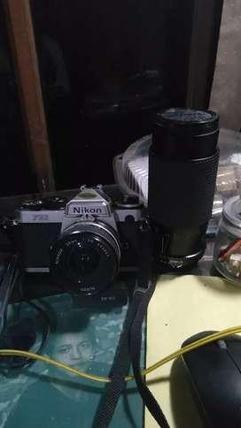 Kamera nikon Fe2