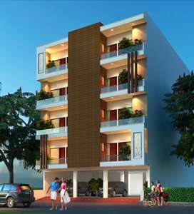 3BHK SEMI FURNISHED BUILDER FLOOR IN NEW COLONY GURGOAN
