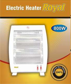 Electric Heater 800 Watts (Home Delivery)