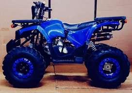 New Atv 125cc bike in petrol