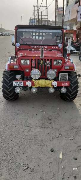 Willys modified jeep