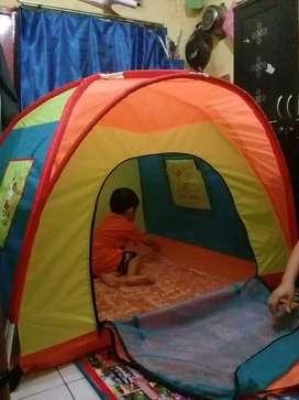 tenda mainan buat main anak bisa antr smp rumah