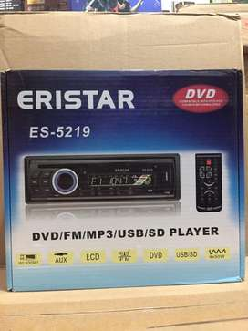 Headunit Mobil Tape Mobil Audio Mobil Single Din Eristar ES-5219