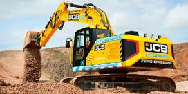 Jcb excavators electric work and hydraulic work don't hear
