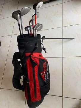 Golf Set Junior Accu Length + Bonus Bola
