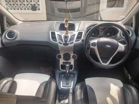 Ford Fiesta S 1.6 AT mulus