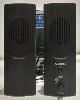 Vibe speakers for Laptop/Computer (New Stock Available)