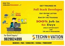 Permanent job within 60 days in all Engineering fields..