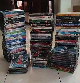 DVD Film Original Second, Lebih 130 Judul.