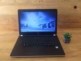 Laptop HP 14-bs741tu Core i3-6006U RAM 4GB HDD 1TB Mulus Like NEW