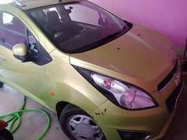 Chevrolet Beat car. Personally maintained