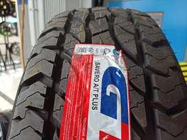 Ban lokal murah ukuran 265/60 R18 GT Radial Savero AT Plus