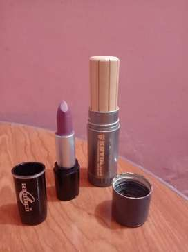 Kryolan f1 and christine lipstick