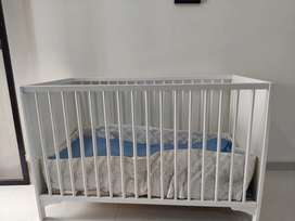 Baby Cot in  very good condition for sale