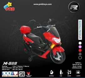 Motor mainan aki /bisa COD (bayar ditempat) #112