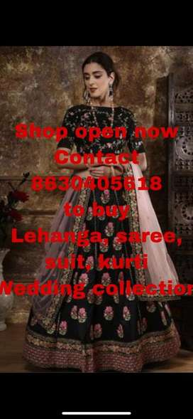 New Wedding collection discount going
