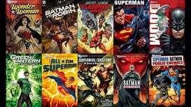 Film DC (Superman, Batman, dll) Animasi Subtitle Indonesia