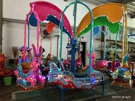 mainan odong komedi putar safari wahana pasar malam terfavorit 11