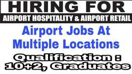 Airport Job Vacancy 2021