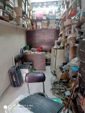 Ground floor+ first floor shop