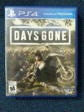 Days Gone DG Sony Playstation 4 ps4 pro 4k hdr games ps5 Playstation 5