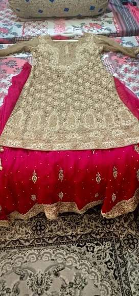 Bridal Dress Red