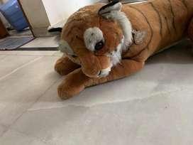 Hemleys tiger soft toy