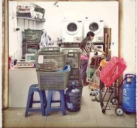 Jual Paket Lengkap Usaha Laundry Kelapa Gading