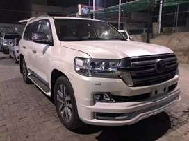 Unregistered ZX Full House Toyota Land Cruiser available.