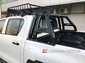 Roll bar Merk Piak Jungle Made In Thailand kwalaitas nissan Navara