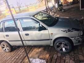 Maruti Suzuki 1000 2002 Petrol Good Condition