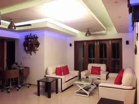 2bhk luxury fully furnished flat for rent at Mannagudda Circle