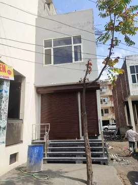 Basement Plus Two Story Shop For Sale In Logarh Road At just 45 Lac