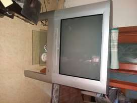 Philip 27 inch. DVD with stand  & Remote little used