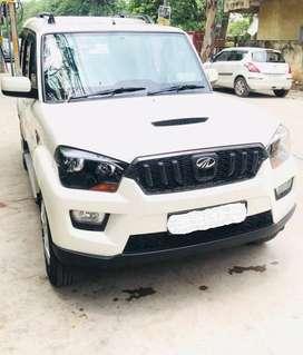Mahindra Scorpio S4 Plus, 2017, Diesel