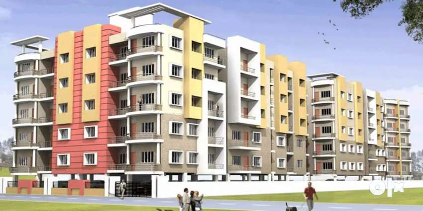 3bhk flat available in kusum vihar phase 2 0