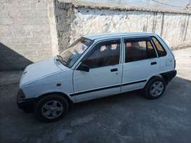Suzuki Alto 1989 in very good condition