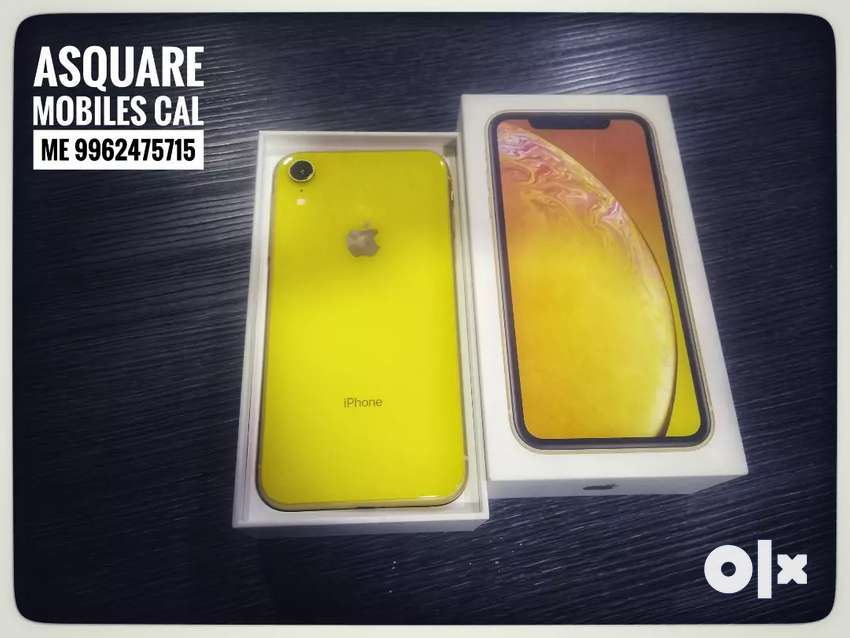 Iphone Xr 128Gb ( Yellow colour )